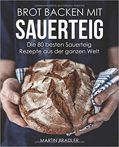 Buch - Brot backen mit Sauerteig