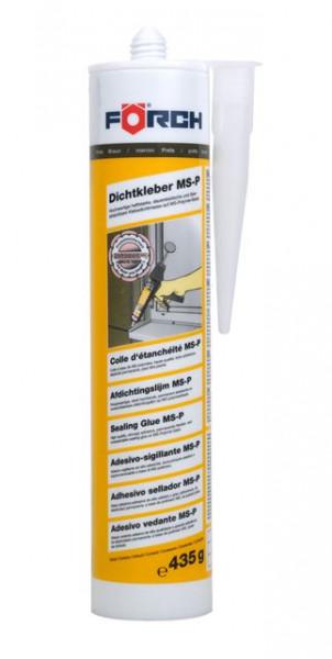 Dichtkleber MS-P schwarz (435g) für Lagerdeckel M001 + Innengewinde Holztrichter (*/30)