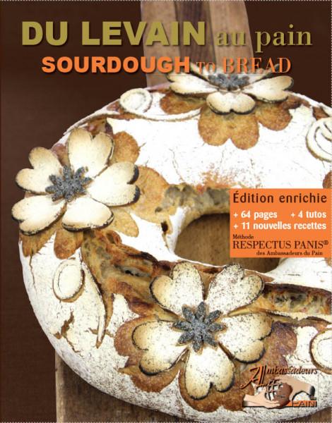 Buch - Du Levan au pain / Sourdough to bread (frz.+eng.)