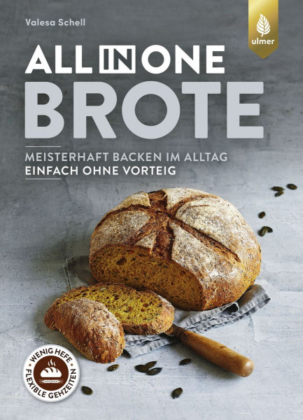 Buch - All-in-One-Brote