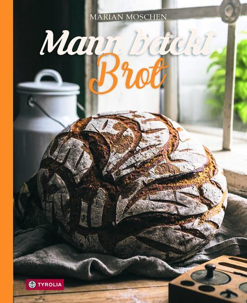 Buch - Mann backt Brot