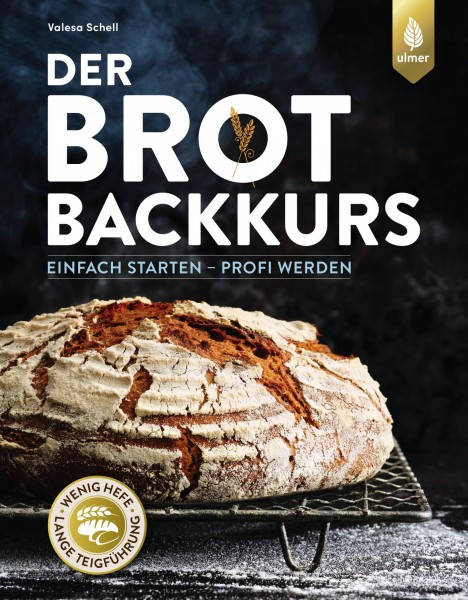 Buch - Der Brot Backkurs