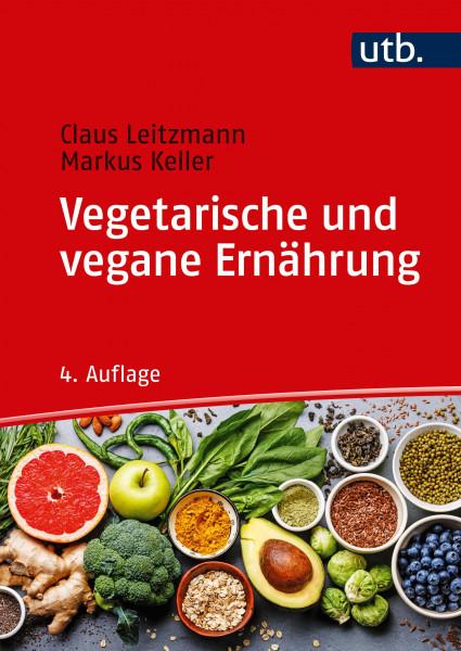 Buch - Vegetarische und vegane Ernährung
